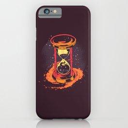 Hourglass iPhone Case