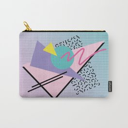 Memphis pattern 44 - 80s / 90s Retro Carry-All Pouch