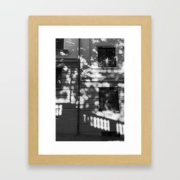 Oslo wall Framed Art Print