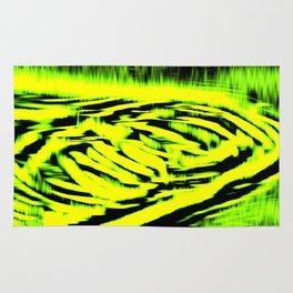 Electric Water - Lemon Lime Rug