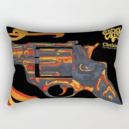 the black chulahoma 2021 Rectangular Pillow