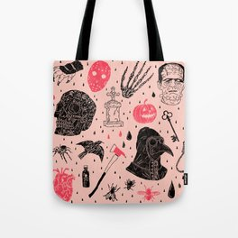 Whole Lot More Horror Tote Bag