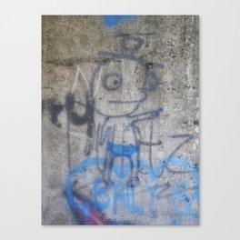 Baily Canvas Print