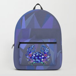 The Blue Crab Backpack