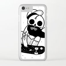 Universe grab Clear iPhone Case