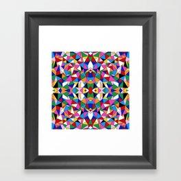 Kaleidoscope III Framed Art Print