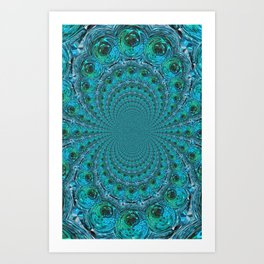 Did You See That? Art Print