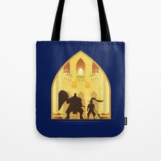 Ornstein and Smough (Dark Souls) Tote Bag
