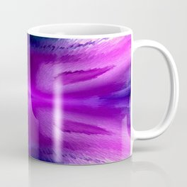Agate Dreams in purple Coffee Mug