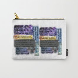 ACOMAF QUOTES Carry-All Pouch