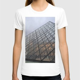 Looking Through The Louvre T-shirt