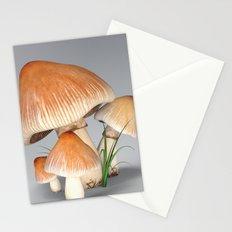 Autumn Mushrooms Stationery Cards
