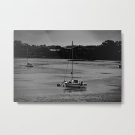 A Lonely Drifter Metal Print