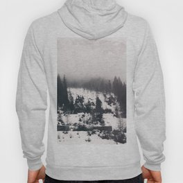 winter photo #winter #blackandwhite #photography Hoody