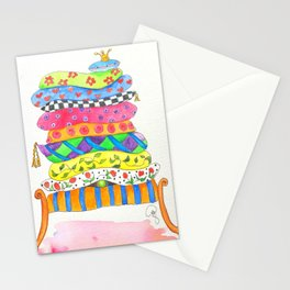 Princess Bed Stationery Cards