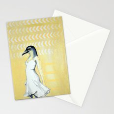 Dancing Until Flight Stationery Cards