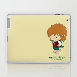 I'm not short, I'm a hobbit Laptop & iPad Skin