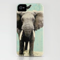 friends for life  iPhone (4, 4s) Slim Case