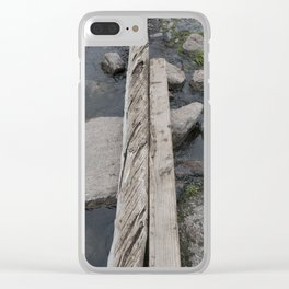 Colorado I Clear iPhone Case