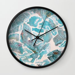 Juliet and Juliet Wall Clock