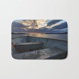 Sunset Horizon Bath Mat