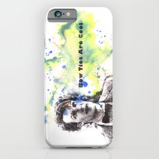Doctor Who 11th Doctor Matt Smith Bow Ties Are Cool Slim Case iPhone 6s