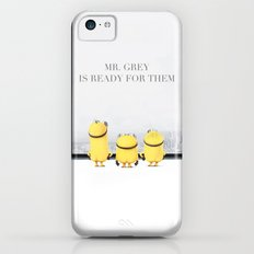 MR GREY IS READY FOR THEM iPhone 5c Slim Case
