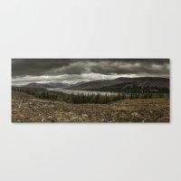 scotland Canvas Prints featuring Scotland by Miguel Cardoso