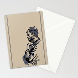 Floki Sketch Stationery Cards