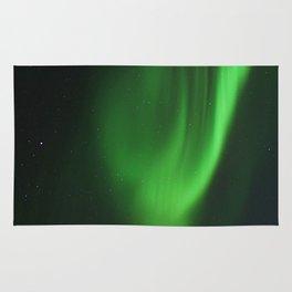 The Pattern of Aurora Light Rug