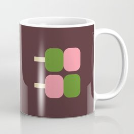 Japan Dango Sweet Coffee Mug