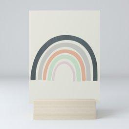 Abstract Rainbow Mini Art Print