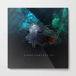Final Fantasy 15 Metal Print