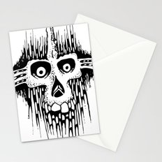 Skully Line Stationery Cards