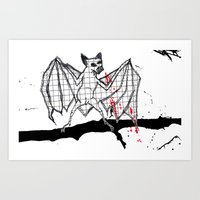 BIDIGIRI ZINIA Art Print