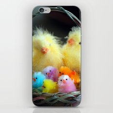 Happy Familly iPhone & iPod Skin