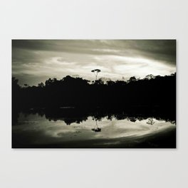 Endless Gap Canvas Print
