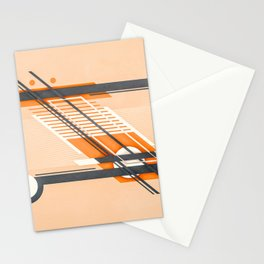 parallel approach Stationery Cards