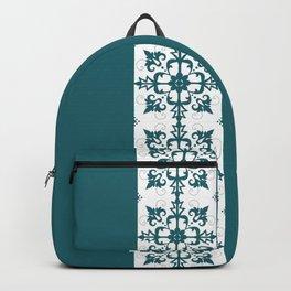 Moroccan Clover Backpack