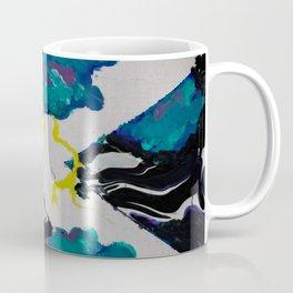 Oil Spilt Skies Coffee Mug