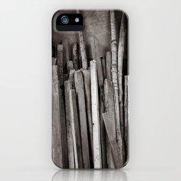 Ancient Woods iPhone Case