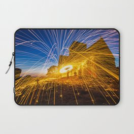 Guildford night photography workshop Laptop Sleeve