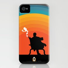 The illusive man Slim Case iPhone (4, 4s)