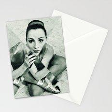 Die Tänzerin Stationery Cards