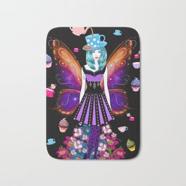 The TeaTime Fairy Bath Mat