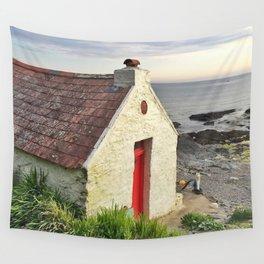Irish cottage, Ireland Wall Tapestry