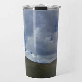 Mount Snowdown Travel Mug