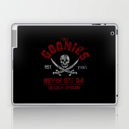 The Goonies - Never Say Die Laptop & iPad Skin