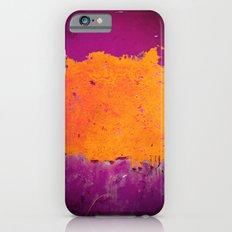 orange & purple iPhone 6s Slim Case