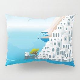 Positano Fantasy Pillow Sham